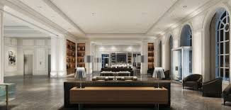 Interior Renderings Downtown Spartanburg U0027s Ac Hotel Completes Final Floor Reveals