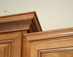 kitchen cabinet crown moulding maxbremer decoration