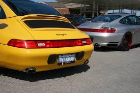 Porsche 911 Yellow - yellow porsche 911 993 targa 9 1 madwhips