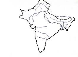 World Map Of India by India Map Assignment