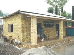Earthquake Proof House Project Encasing Old Buildings In Cheap Plastic Mesh Could Help Save Lives