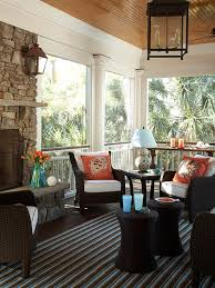 Screen Porch Fireplace by Indoor Porches You U0027ll Love Screened Porches Porch And Screens