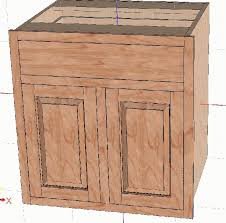 Face Frame Kitchen Cabinets by Cost Factors In Adding Face Frames To Frameless Cabinets