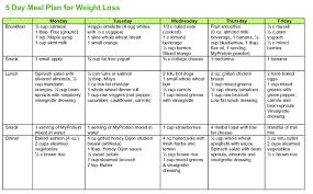 best meal plan for healthy weight loss weight loss u0026 diet plans