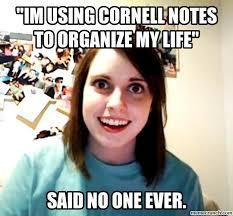 Meme Notes - notes