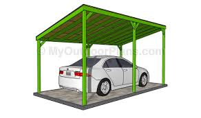 Garage For Rv by Rv Carport Plans Myoutdoorplans Free Woodworking Plans And