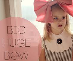 big bows for hair big pink bow tutorial see kate sew
