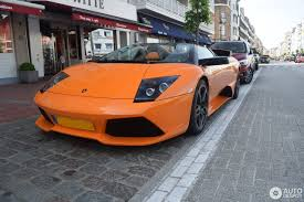 Lamborghini Murcielago Orange - lamborghini murciélago lp640 roadster 28 may 2017 autogespot
