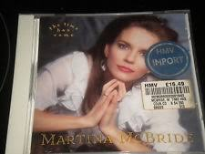 martina mcbride album pop cds dvds ebay