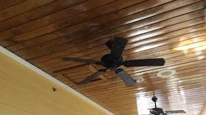 outdoor patio ceiling fans craftmade outdoor patio ceiling fans youtube