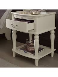 designs bordeaux ivory nightstand 1 drawer