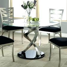 all glass dining table oval glass dining table bomer