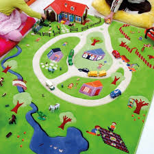 Buy Kids Rug by Buy Small World 3d Activity Play Rug Tts