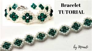 bracelet beading pattern images Jewelry making tutorial beading pattern beaded bracelet learn jpg