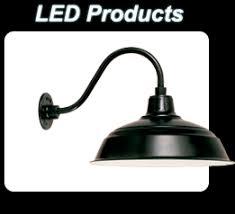Outdoor Gooseneck Light Fixtures Exterior Barn Light Fixtures Spurinteractive