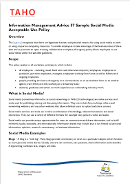 template free download acceptable use policy template acceptable
