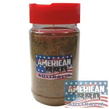 shaker seasoning and dry rub 3 pack with shaker lid food safe