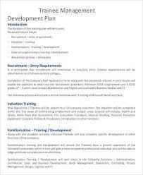 employee personal development plan template individual