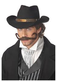 texas ranger halloween costume curly cowboy mustache halloween costume handlebar mustache