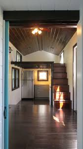 Interiors Of Tiny Homes Best 25 Tiny House Loft Ideas On Pinterest Tiny Houses Tiny