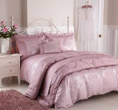 why is the pink bedding obsession only in home design