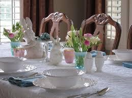 Easter Table Setting Easter Table Setting Lori U0027s Favorite Things