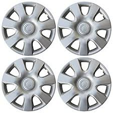 2002 toyota camry tires amazon com 15 set of 4 hubcaps 2002 toyota camry wheel covers