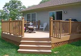 how to remove mold u0026 mildew from trex decking hunker
