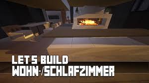 minecraft möbel tutorial modernes wohn schlafzimmer 3