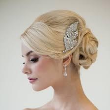 hair broach wedding hair brooch ideas trendy wedding