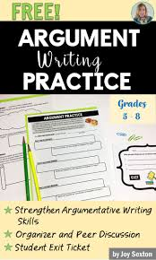 argumentative essay samples for teachers best 25 argumentative writing ideas on pinterest english help your students to better understand argumentative writing with this fun practice resource
