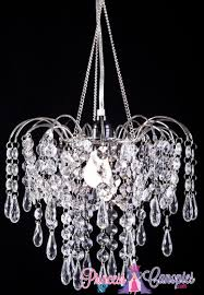 Clear Acrylic Chandelier Clear Beaded Chandelier Inexpensive Chandelier Clear
