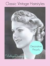 easy 1930 hair 42 best hair ideas images on pinterest retro hairstyles vintage