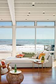 Beach House Interior Shoisecom - Modern beach house interior design