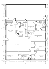 open floor plans barn home with plans corglife