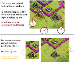 clash of clans image cannon range png clash of clans wiki fandom powered by