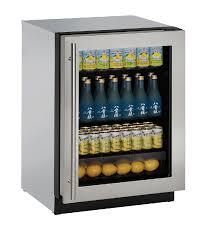 beverage cooler glass door 3024rgl 24 u201d glass door refrigerator 3024rgl modular 3000