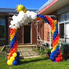 98 best sky arch images on pinterest balloon decorations