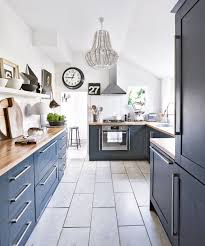 navy blue kitchen cabinets howdens navy kitchen ideas to add an element of rich colour and