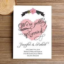 invitations for wedding classic affordable blush pink wedding invitations ewi329 as