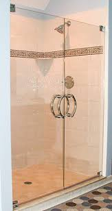 glass shower doors cleaning and care