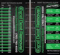 Paintless Dent Repair Estimate Sheet by Best 25 Car Repair Estimate Ideas On Car Repair Costs