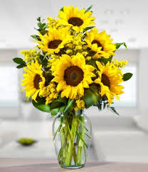 sunflower delivery sunflowers make me think of that makes my