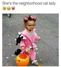 Halloween Kid Costumes Kid U0027s Crazy Neighborhood Cat Lady Costume Funny Costume