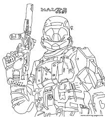 halo reach coloring pages print coloring pages printable