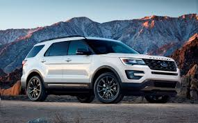 Ford Explorer 2015 Interior 2017 Ford Explorer Xlt Sport Pack Is High Impact Styling Upgrade