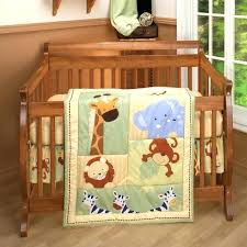 Safari Crib Bedding Set Safari Baby Blankets Medium Image For Cotton Baby Blankets Safari