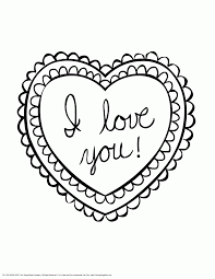 i love you valentine coloring pages coloring page for kids kids