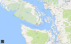 Google Map Directions Driving Coast Trail East Sooke Regional Park U2022 Mb Guiding