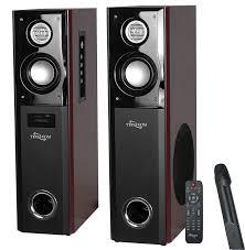 techcom ssd 12001 multimedia speakers loudspeaker design floor